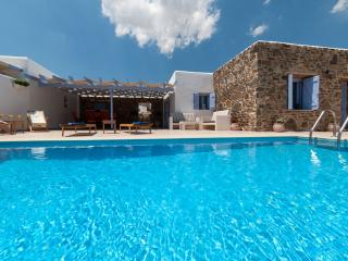 Silver Coast Villa with private pool next to beach - Naoussa vacation rentals