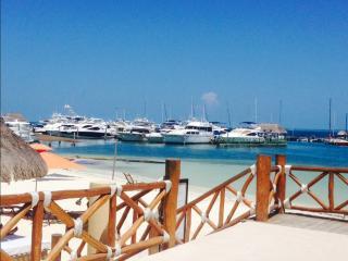 Ocean view Beautiful studio #1718 Beach Front Pool - Xpuha vacation rentals