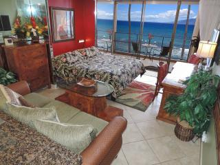 Summer $170nt Mahana Luxury Oceanfront King Studio - Lanai City vacation rentals