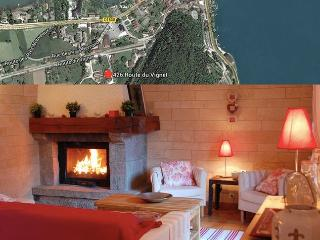 FAMILY HOUSE WALKING DISTANCE FROM ANNECY LAKE - Duingt vacation rentals
