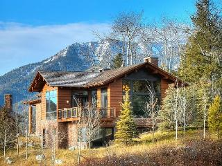 Luxury Mountain Lodge at Jackson Hole Mountain Resort! Huge Views! 5 Stars... - Teton Village vacation rentals
