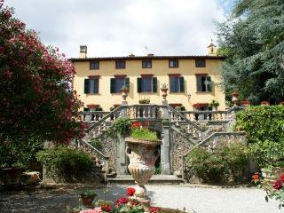 Charm, class, history and wine by Lucca - Valgiano vacation rentals