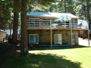 LAKEFRONT Cabin in Prattville - Canyondam vacation rentals