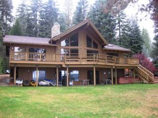 Almanor West LAKEFRONT with Dock & Buoy - Shasta Cascade vacation rentals