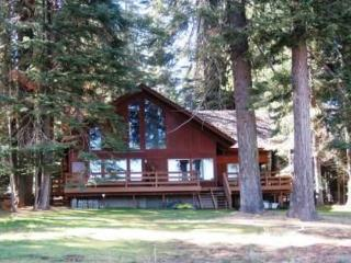 Crockett - Almanor West LAKEFRONT with Dock & Buoy - Lake Almanor vacation rentals