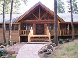 Country Club LAKEFRONT Plus Bunkhouse, Dock and Buoy - Lake Almanor vacation rentals