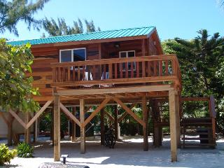 Gorgeous Cottage with Deck and Internet Access - Caye Caulker vacation rentals