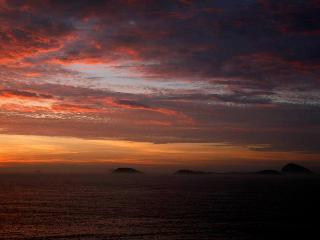 Estúdio Mares - Ideal for a couple, facing the sea - State of Rio de Janeiro vacation rentals