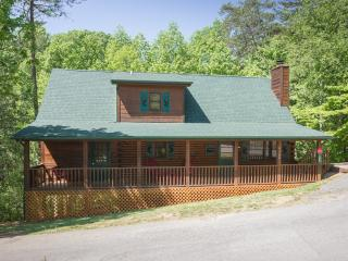 RED HOT N READY Romantic Cabin Pigeon Forge Tn,Pools,Game Room,Hot Tub,WIFI,Fish - Pigeon Forge vacation rentals