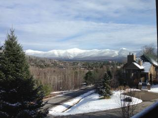 Sunny trail-side townhouse with amazing views! - Bretton Woods vacation rentals