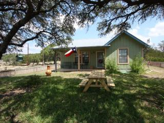 Cottage at Twin Oaks - Country Property with Views - Fredericksburg vacation rentals