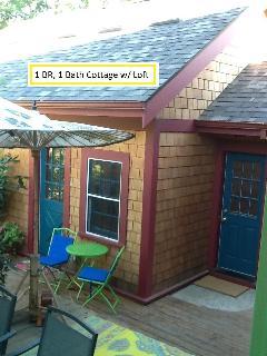 Hawthorne Neighborhood Songbrid Cottage - Portland vacation rentals