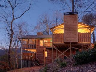 One of most incredible mountain views in North GA - Ellijay vacation rentals