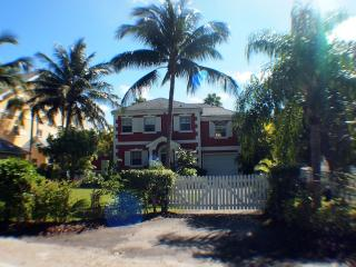 Canal Property in Gated Comunity - Nassau vacation rentals