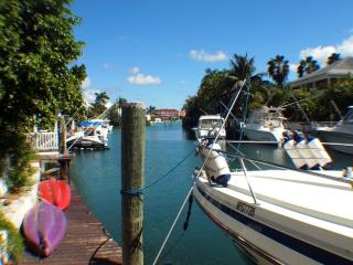 Canal Property with dock in Gated Community - Nassau vacation rentals