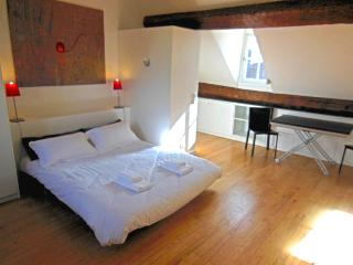 Historic Saint Germain Vacation Rental at Rue Seguier - Paris vacation rentals