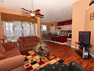 King Palms - Pool with Spa, Games Room & Free WiFi - Kissimmee vacation rentals