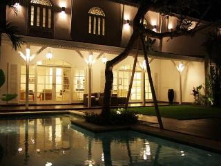 The Colonial Villa Bali, not just a homestay... - Sanur vacation rentals