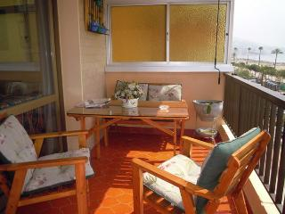 Beachfront Los Boliches, 3 Bedrooms, 8 people, - Province of Malaga vacation rentals