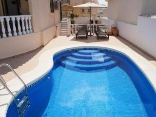 Executive quality villa, 3 bedroom/3 bathroom. PDS. - Camposol vacation rentals