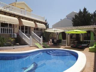 Casa Barclay Villa,8 people,pool, AC, WiFi,Golf. - Murcia vacation rentals