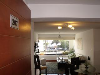 Modern 3 bedroom - MIRAFLORES - Lima - Lima vacation rentals