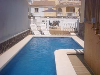 Lux 3 bed 3 bath villa sleeps 6, Camposol, Mazarron, Murcia, C.Solar. - Camposol vacation rentals