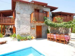 Stone villa with two different entrance in Kayakoy - Fethiye vacation rentals