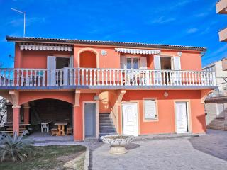 Besty A24 - modern apartment for 3 (2+1) with parking, air condition and 20 meters away from sea - Novalja vacation rentals