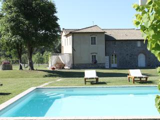 Exclusive villa near Lucca, comfort and privacy - Lucca vacation rentals