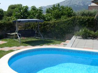 5 bedroom house with private pool near Split. - Split vacation rentals