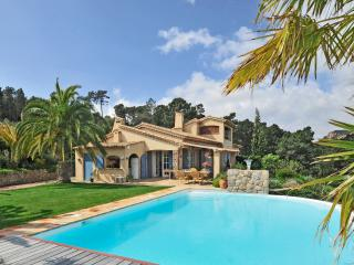 Very luxurious villa with private pool and see view - Théoule sur Mer vacation rentals