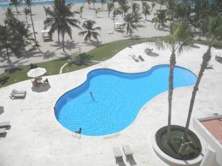 Fantastic Vacation Condo With Beach & Sea View - Juan Dolio vacation rentals