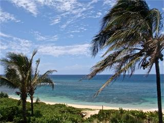 Sunset Beach Home, True Beachfront True Oceanfront - Haleiwa vacation rentals