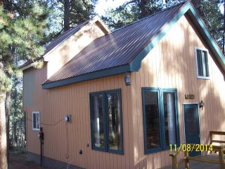 Gorgeous 3 bedroom Lead Cabin with Deck - Lead vacation rentals