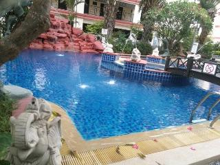 Condo for rent North Pattaya,fully furnished,44 sq.m.,close to Wongamat Beach. - Pattaya vacation rentals