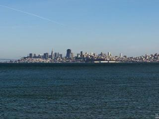 Sausalito Waterfront Home with SF Views - Sausalito vacation rentals