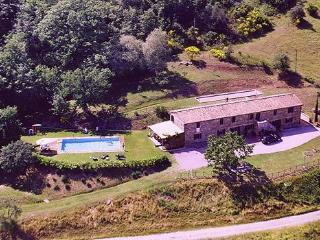 Casamerina: detached villa with private pool. 7 bedrooms. Air conditioning,Wi-fi - Radicofani vacation rentals