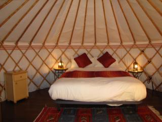 Romantic Yurt Balcón de Andaluz in Algarrobo - Algarrobo vacation rentals
