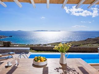 Blue Villas | Pasiphae I | Breathtaking Views - Mykonos Town vacation rentals