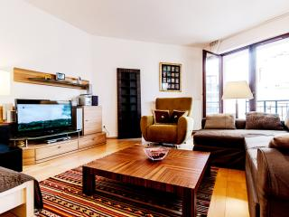 Kiraly street apartment 2 bedrooms A/C wifi - Budapest vacation rentals