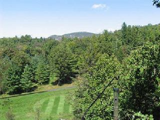 Gated secure*Mtn+golf course view*Porch Fireplace - Highlands vacation rentals