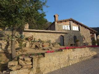Acero, pleasing hilly cottage among olive grove - Cortona vacation rentals