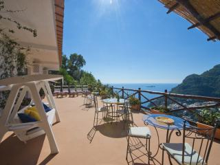 Villa Clementina - reigning over Positano - Positano vacation rentals