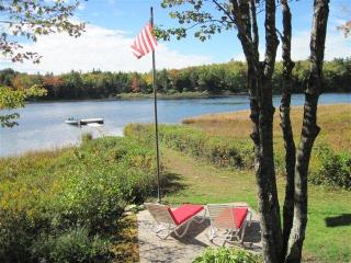 Lakefront Cottage in DownEast Maine - Gouldsboro vacation rentals