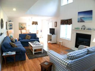Walk to Sand Pond, Close to CC Rail Trail w/Central A/C & Kiing Bed - HA0568 - Harwich vacation rentals