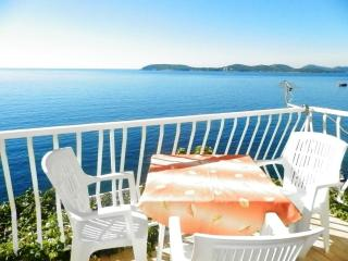 Apartments Neve - Two-Bedroom Apartment with Balcony and Sea View - Dubrovnik-Neretva County vacation rentals