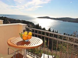 Apartment Bralovic - Two-Bedroom Apartment with Balcony and Sea View - Orasac vacation rentals