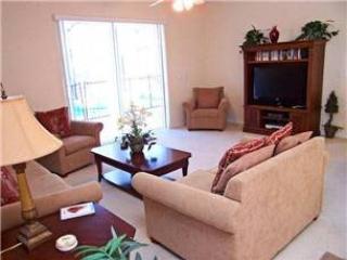 Relaxing 5 Bedroom 3 Bathroom Villa with Pool and Spa. 942HC - Orlando vacation rentals