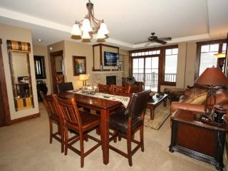 Crystal Peak Lodge Ski-In Ski-Out Corner Unit with Spectacular Views and Ultimate Comfort - Breckenridge vacation rentals